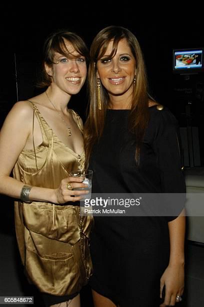 Jessi Rubin and Jennifer Egan attend Gen Art LA's 9th Annual Fresh Faces in Fashion at Santa Monica on October 13 2006