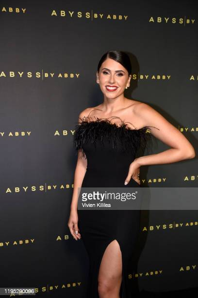 Jessica Abraham attends Abyss By Abby Arabian Nights Collection Launch Party at Casita Hollywood on January 21 2020 in Los Angeles California