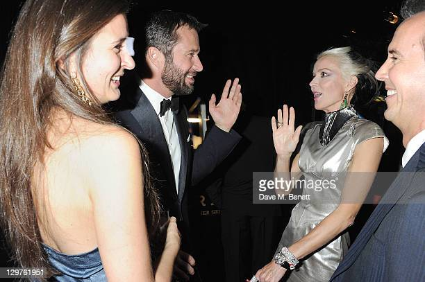 Jessica Adams James Purefoy Daphne Guinness and guest attend 'The Soiree Monegasque' hosted by Roger Dubuis CEO Georges Kern to launch 'Le...
