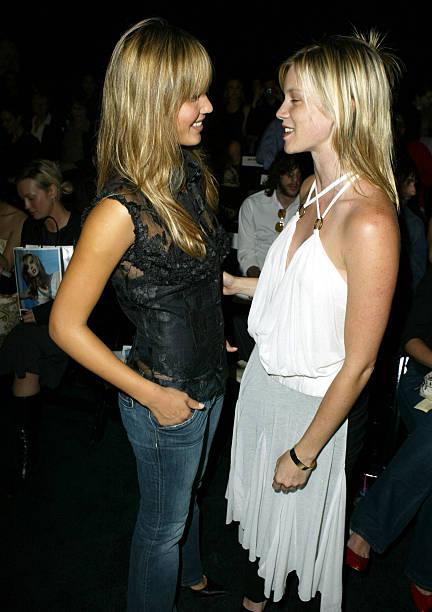 Fotos e im genes de mercedes benz fall 2004 fashion week for Mercedes benz culver city
