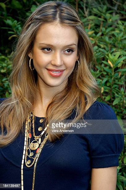 Jessica Alba at The Eye press conference at the Four Seasons Hotel on February 5 2008 in Beverly Hills California