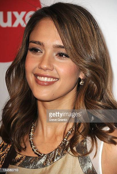 Jessica Alba attends March Of Dimes' 6th Annual Celebration Of Babies Luncheon at Beverly Hills Hotel on December 2, 2011 in Beverly Hills,...