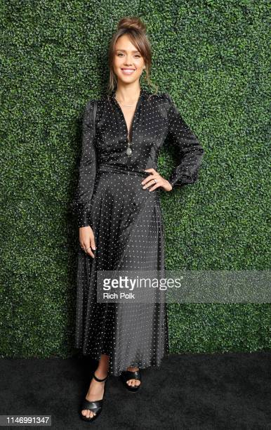 Jessica Alba attends Sony Pictures Television's Emmy FYC Event 2019 'Toast to the Arts' on May 04 2019 in Los Angeles California