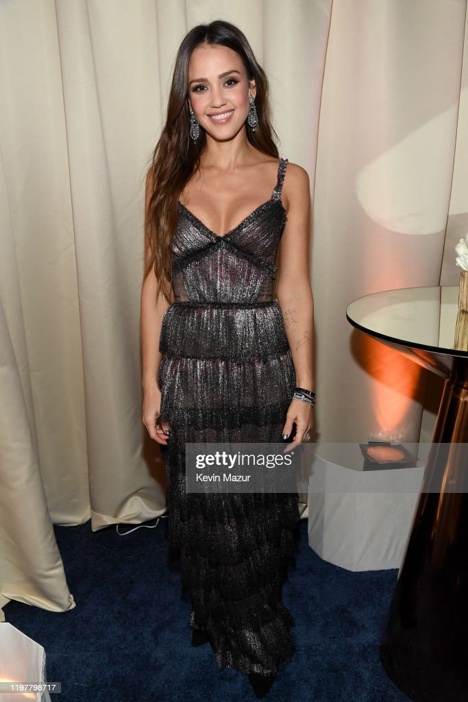 The 2020 InStyle And Warner Bros. 77th Annual Golden Globe Awards Post-Party - Inside : News Photo