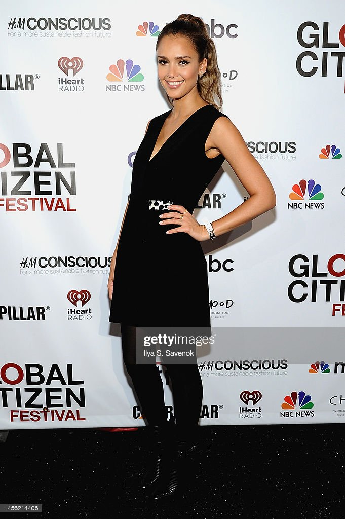 2014 Global Citizen Festival In Central Park To End Extreme Poverty By 2030 - VIP Lounge : News Photo