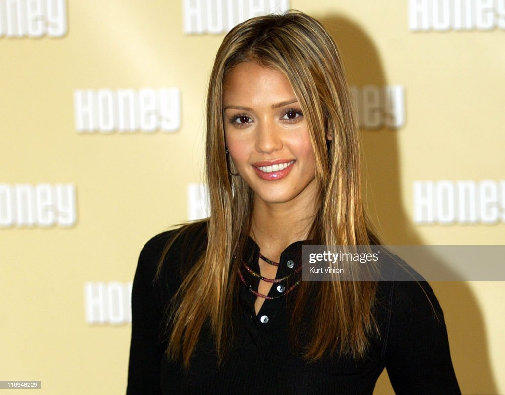 Jessica Alba during 'Honey' Photocall In Berlin at Hotel Adlon in Berlin, Germany.