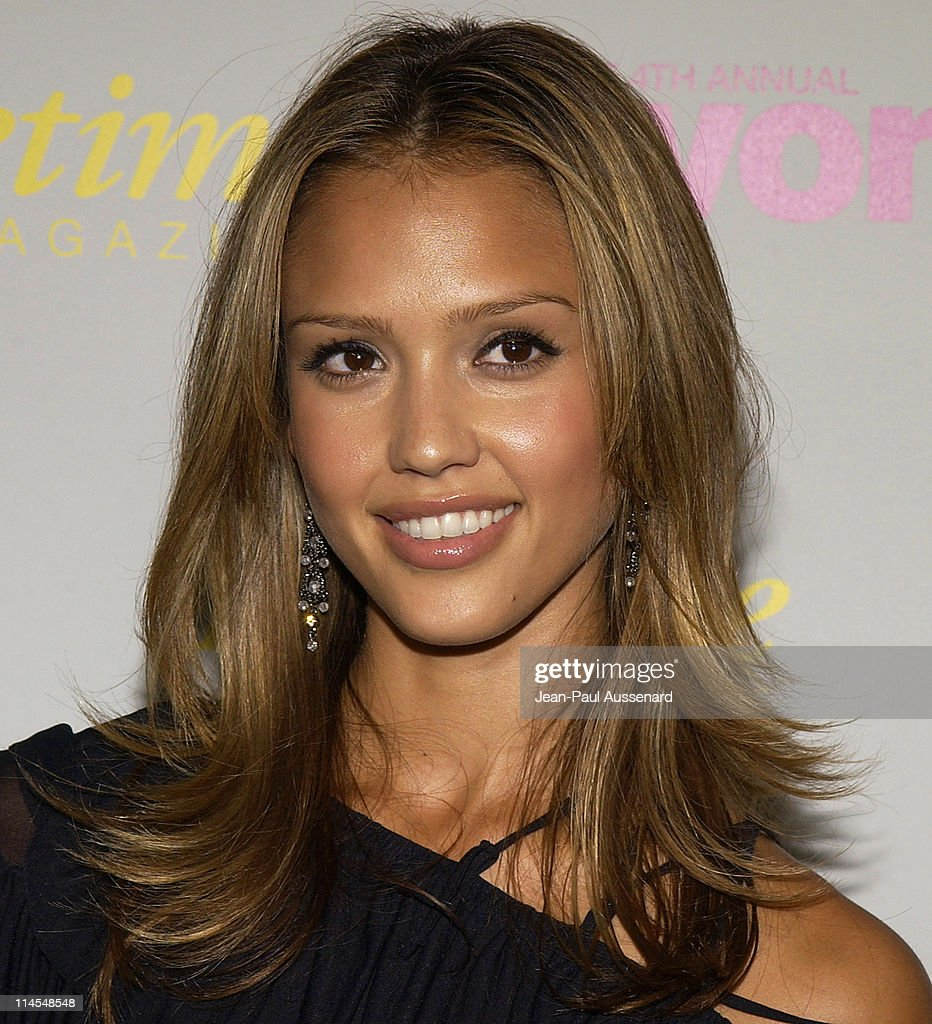 Jessica Alba during The 4th Annual Women Rock! Songs From The Movies - Arrivals at Kodak Theater in Hollywood, California, United States.