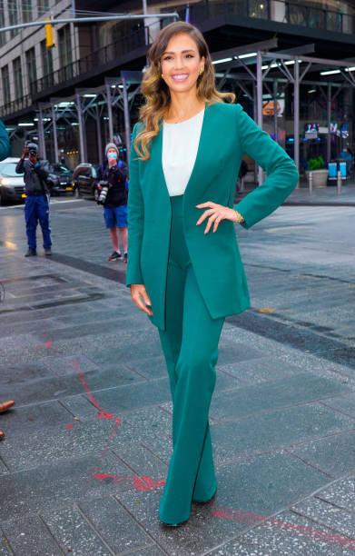 NY: Celebrity Sightings In New York City - May 05, 2021