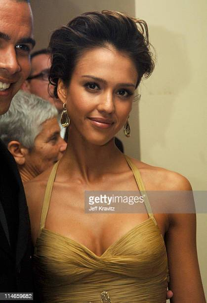 Jessica Alba, presenter during The 78th Annual Academy Awards - Governor's Ball at Kodak Theatre in Hollywood, California, United States.