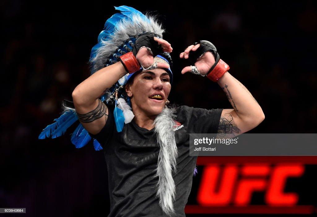 UFC Fight Night: Andrade v Torres : News Photo
