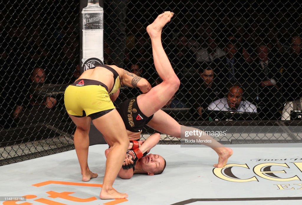 UFC 237: Namajunas v Andrade : News Photo