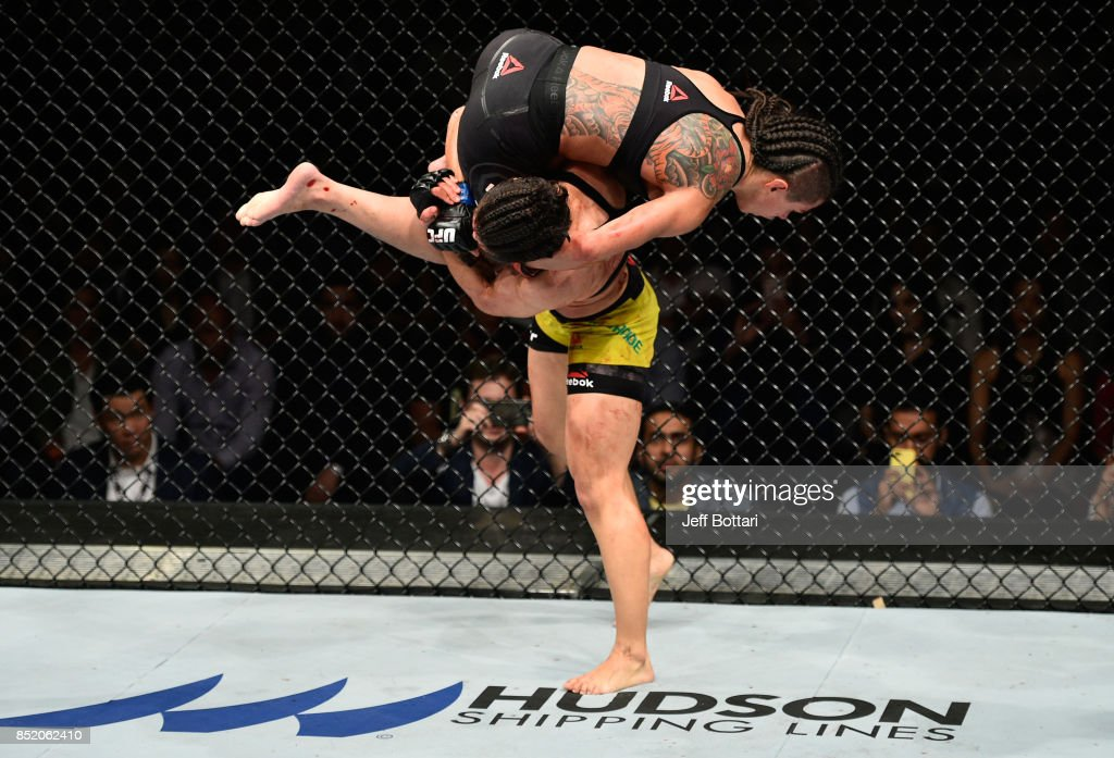 UFC Fight Night: Gadelha v Andrade : News Photo
