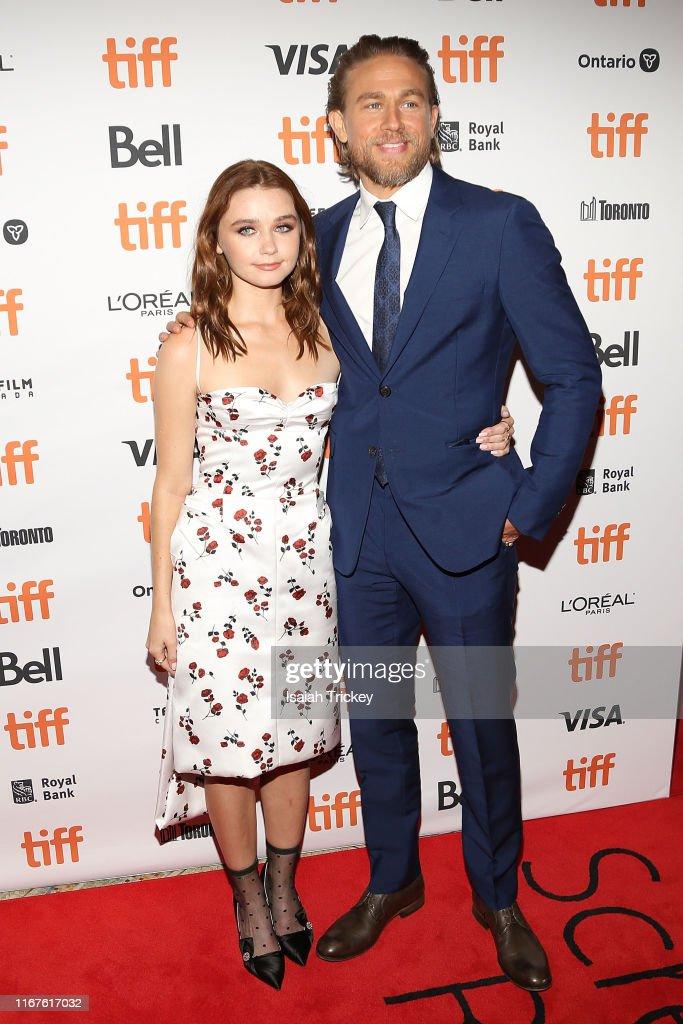 2019 Toronto International Film Festival : News Photo