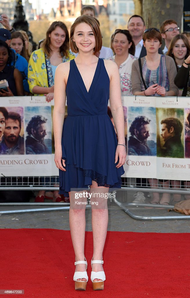 """Far From The Madding Crowd"" - World Premiere - Red Carpet Arrivals : News Photo"