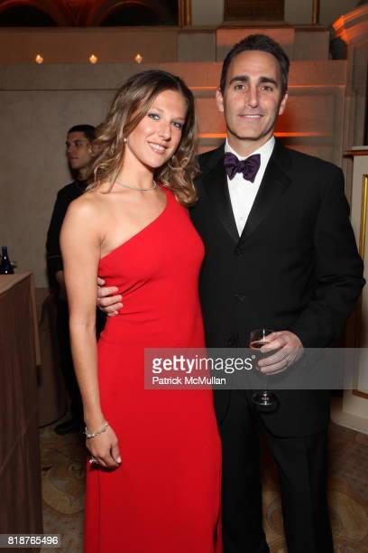 Jessica Batten and Jon Roy attend BALLET HISPANICO'S 40th Anniversary Spring Gala at The Plaza on April 19 2010 in New York City