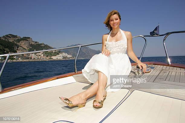Jessica Biel during 2006 Giffoni International Children's Film Festival Jessica Biel Arrives at Giffoni in Amalfi Italy
