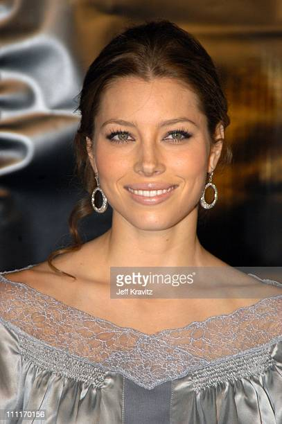 Jessica Biel during Texas Chain Saw Massacre Hollywood Premiere at Mann's Chinese Theater in Hollywood California United States