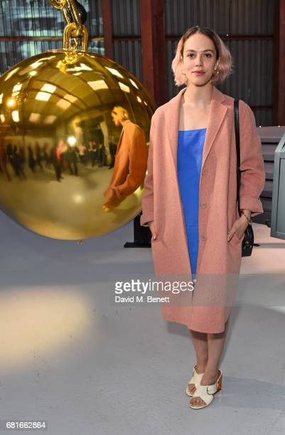 Jessica Brown Findlay attends the launch of Tiffany Co City Hardwear Collection on May 10 2017 in London England