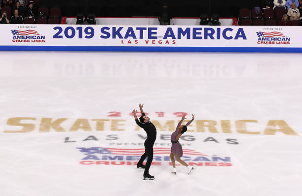 NV: ISU Grand Prix of Figure Skating - Skate America