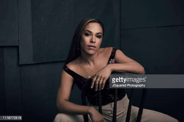 Jessica Camacho of CBS's 'All Rise' poses for a portrait during the 2019 Summer Television Critics Association Press Tour at The Beverly Hilton Hotel...
