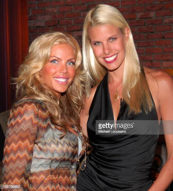Jessica Canseco and Beth Ostrosky *Exclusive Coverage*
