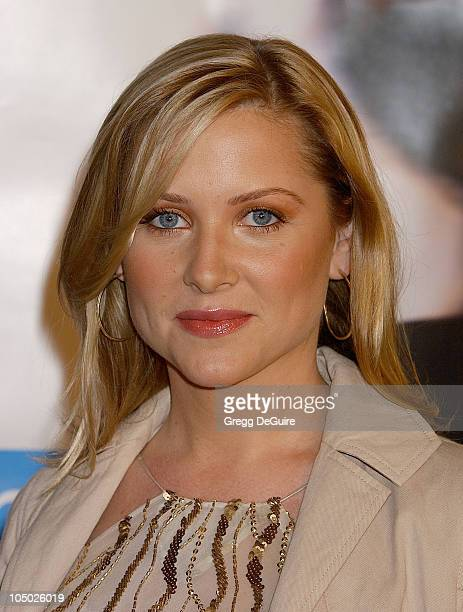 Jessica Capshaw during Catch Me If You Can Los Angeles Premiere at Mann Village Theatre in Westwood California United States
