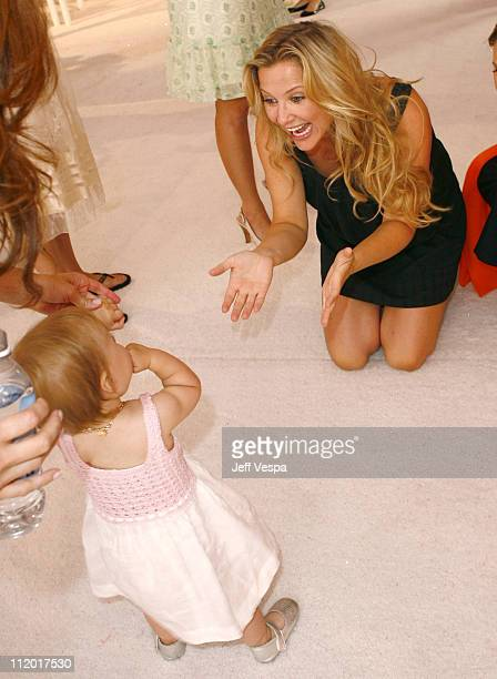 Jessica Capshaw during Kidada Jones Hosts Kidada for Disney Coutour Party at Private Residence in Bel Air California United States