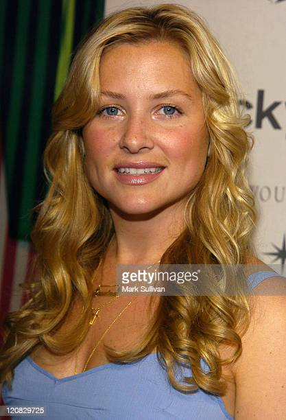Jessica Capshaw during Lucky Magazine Host Party for Hollywould Shoes at Star Shoes Arrivals at Star Shoes in Hollywood California United States