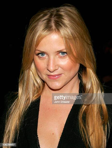 Jessica Capshaw during Opening Celebration of Gregory Colbert's 'Ashes and Snow' Exhibition Arrivals at Nomadic Museum in Santa Monica California...