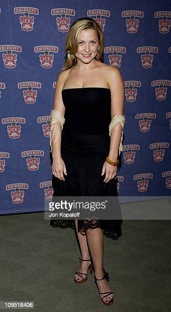 Jessica Capshaw during Smirnoff Ice Endeavor Talent Agency Preparty for the MTV Movie AwardsArrivals at Pacific Design Center in Los Angeles...