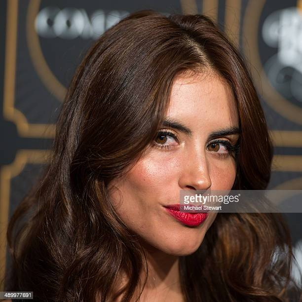 Jessica Cediel attends People En Espanol 2014 Los 50 Mas Bellos Event at Capitale on May 12 2014 in New York City
