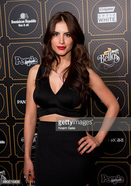 Jessica Cediel attends People En Espanol 2014 Los 50 Mas Bellos Event on May 12 2014 in New York City
