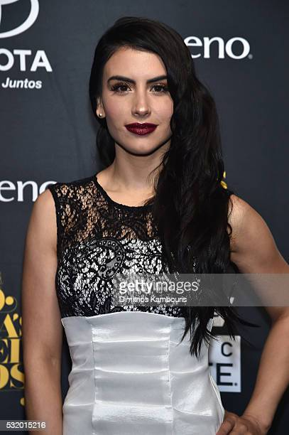 Jessica Cediel attends People En Espanol's '50 Most Beautiful' on May 17 2016 in New York City