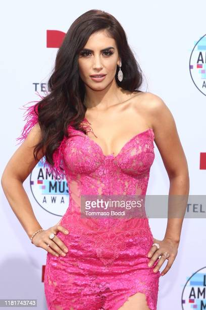 Jessica Cediel attends the 2019 Latin American Music Awards at Dolby Theatre on October 17 2019 in Hollywood California