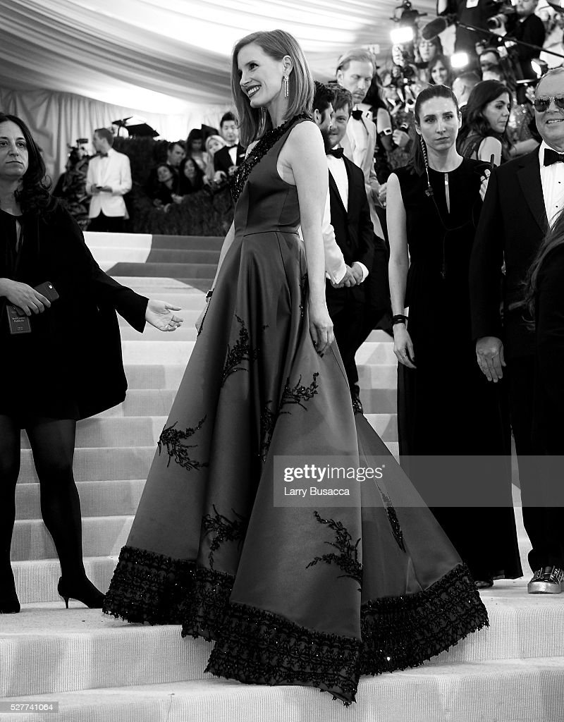 """Manus x Machina: Fashion In An Age Of Technology"" Costume Institute Gala - Alternative Views : News Photo"