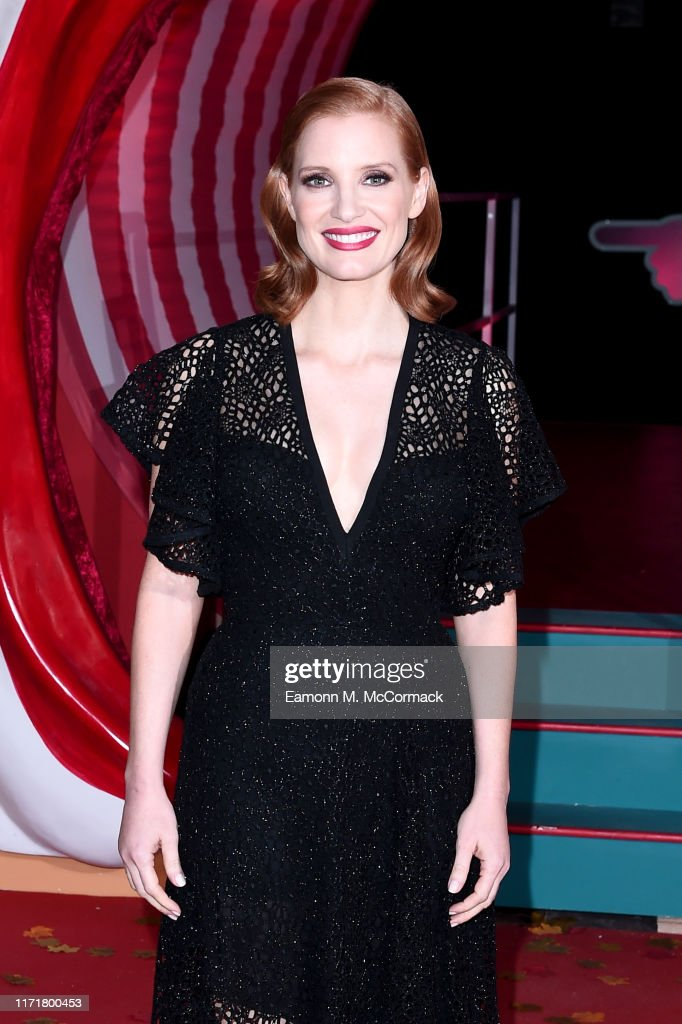 """IT Chapter Two"" European Premiere - VIP Arrivals : News Photo"