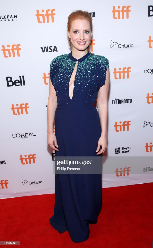 "2017 Toronto International Film Festival - ""Molly's Game"" Premiere"