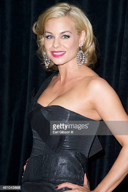Jessica Collins attends the Daytime Creative Arts Emmy Awards Gala at the Westin Bonaventure Hotel on June 20 2014 in Los Angeles California