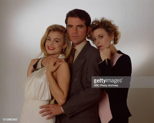 Jessica Collins Larkin Malloy Christine L Tudor promotional photo for the soap opera 'Loving'