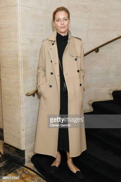 Jessica Diehl attends the Matchesfashioncom 30th Anniversary Dinner on April 5 2017 in New York City