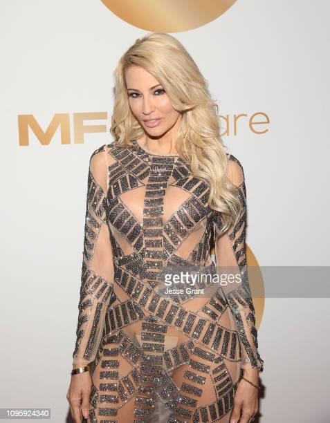 Jessica Drake attends the 2019 XBIZ Awards on January 17, 2019 in Los Angeles, California.