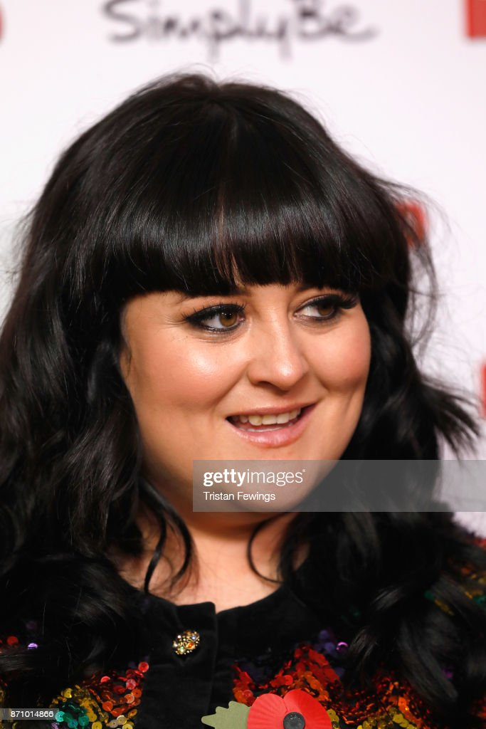 Jessica Ellis attends the Inside Soap Awards held at The Hippodrome on November 6, 2017 in London, England.