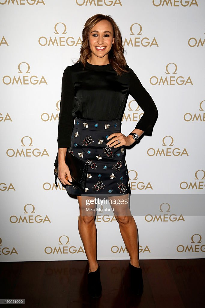 Omega Oxford Street Store Opening Party