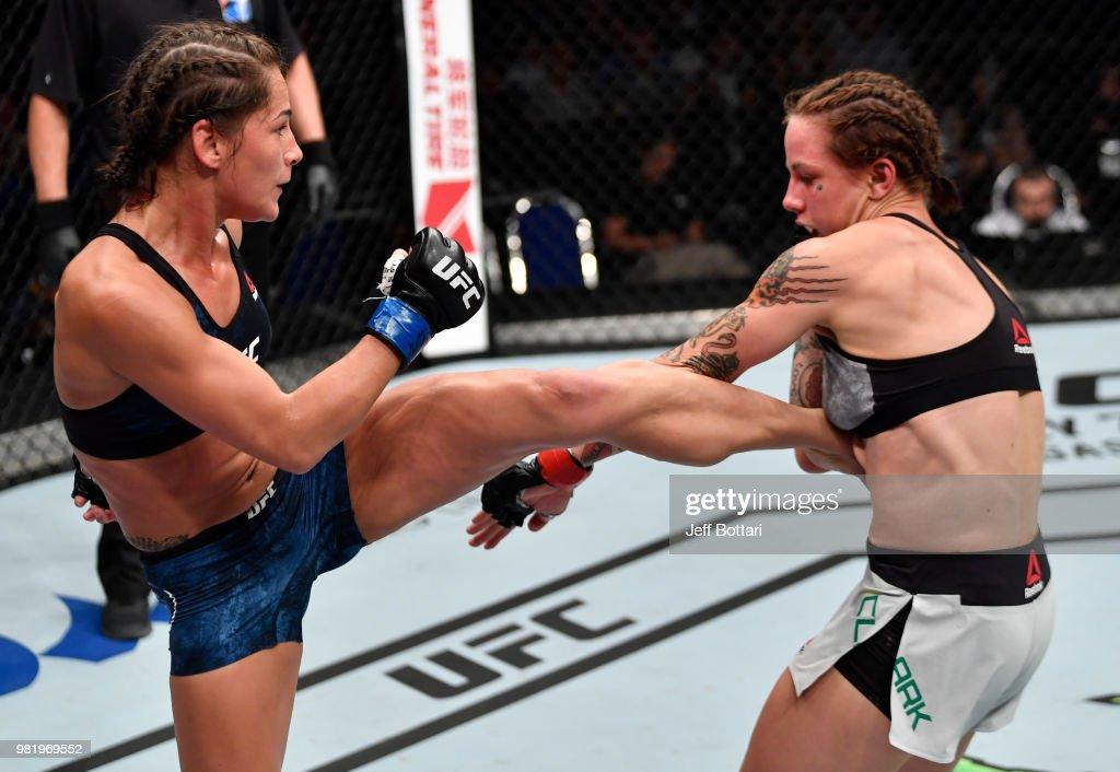 UFC Fight Night: Clark v Eye : News Photo