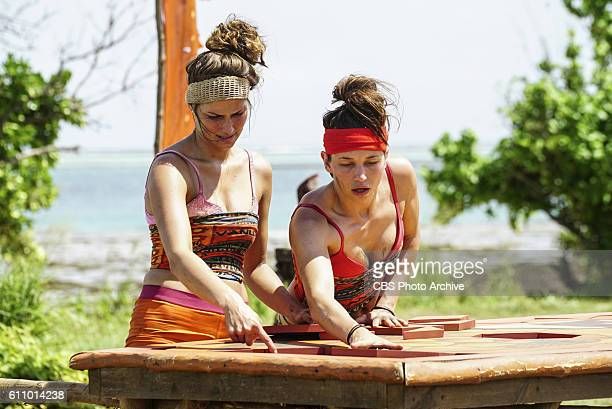 Jessica Figueroa and Michelle Schubert on SURVIVOR Millennials vs Gen X when the Emmy Awardwinning series returns for its 33rd season with a special...