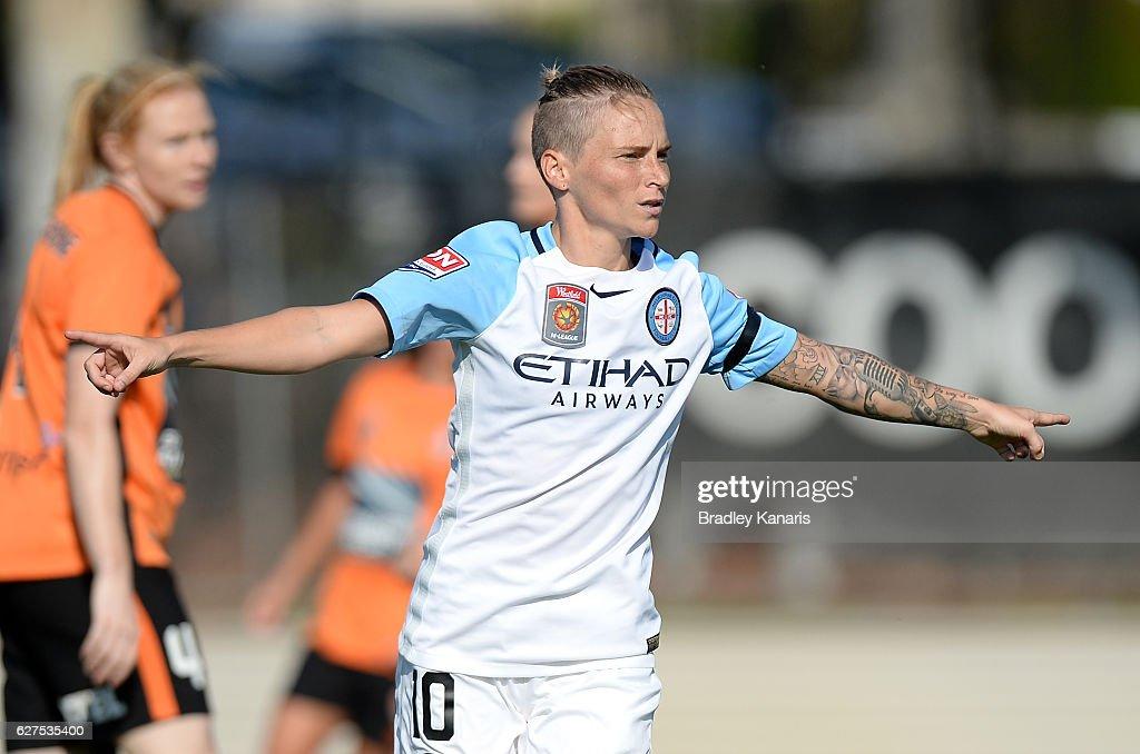 W-League Rd 5 - Brisbane v Melbourne City