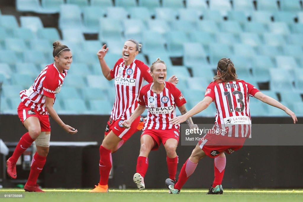 W-League Grand Final - Sydney v Melbourne : Nachrichtenfoto