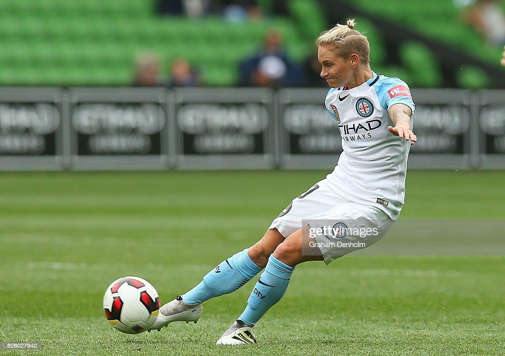 W-League Rd 4 - Melbourne City v Melbourne Victory