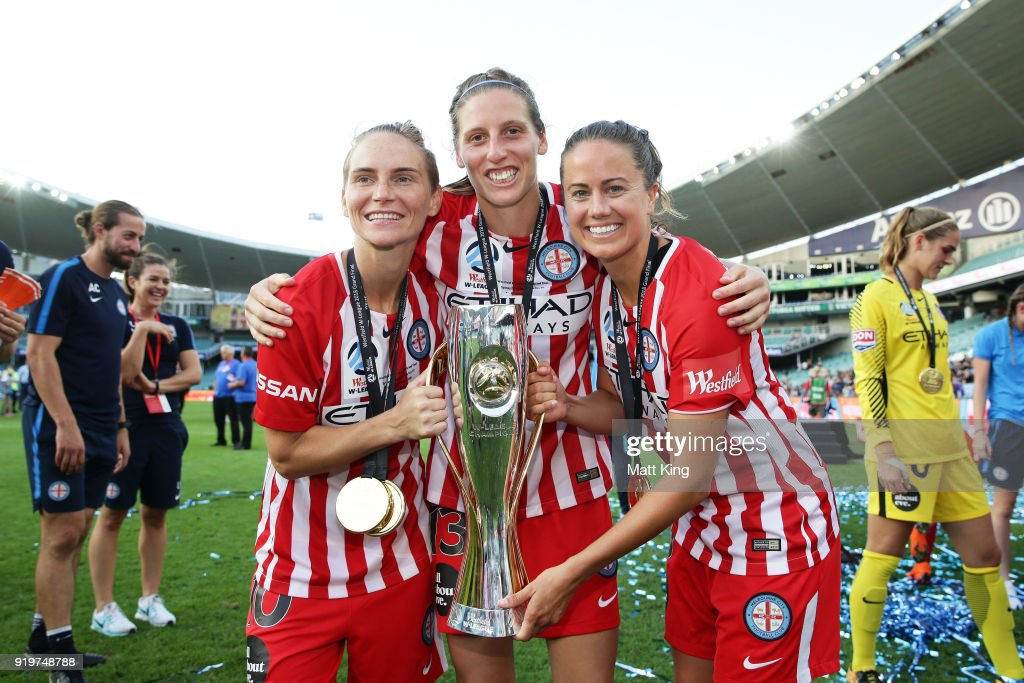 W-League Grand Final - Sydney v Melbourne : News Photo
