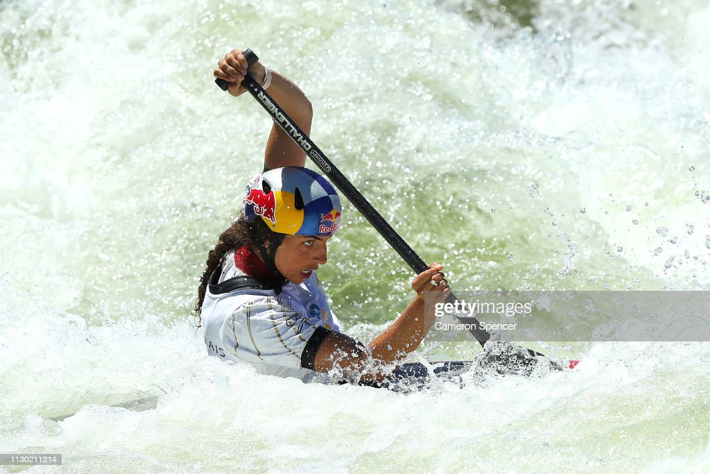 AUS: 2019 Australian Canoe Slalom Open